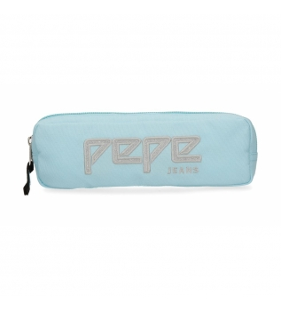 Acheter Pepe Jeans Etui Pepe Jeans Uma bleu ciel -22x7x3x3cm