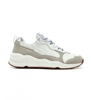Comprar Pepe Jeans Harlow Sapatos de couro macio branco