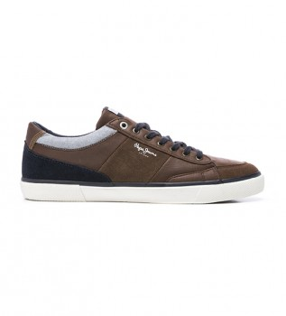 Comprare Pepe Jeans Kenton Sport Winter scarpe marroni