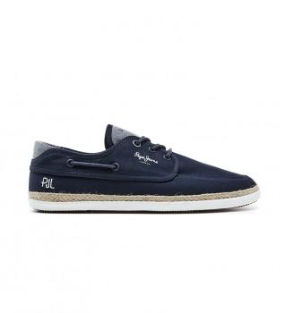 Comprar Pepe Jeans Sneakers Barco Maui Marinha