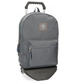 Acheter Pepe Jeans Sac à dos avec Pepe Jeans Cross Grey cart -44x32x15cm-