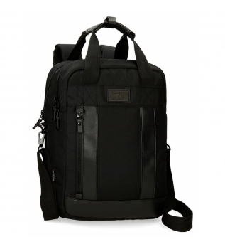 Buy Pepe Jeans Backpack for laptop Pepe Jeans Allblack 15,6
