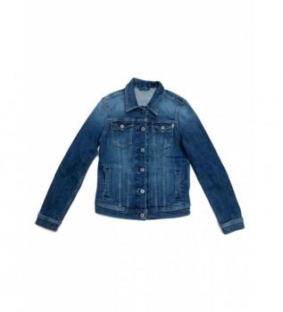 Comprare Pepe Jeans Giacca di jeans Pinner blu scuro
