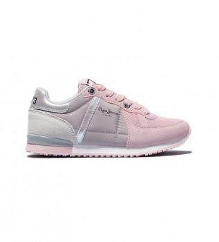 Buy Pepe Jeans Sneakers Sydney Combi pink