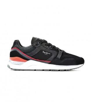Acheter Pepe Jeans Chaussures X20 Runner noir