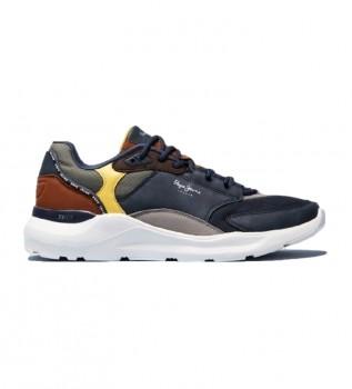Acheter Pepe Jeans Chaussures Brooks Tech Combination multicolores
