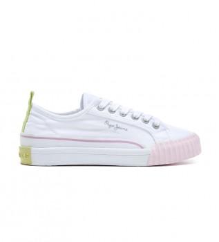 Comprar Pepe Jeans Zapatillas Ottis Girl blanco