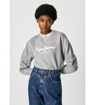 Buy Pepe Jeans Sweatshirt Nanette grey