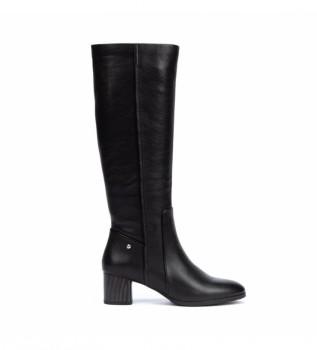 Comprar Pikolinos Calafat botas de couro preto