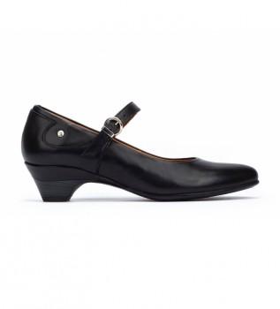 Comprar Pikolinos Sapatos de couro branco preto