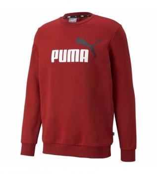 Comprar Puma Sudadera ESS+ 2 Col rojo