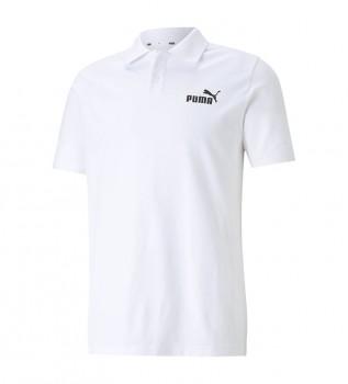 Comprar Puma Polo Pique Essentials blanco