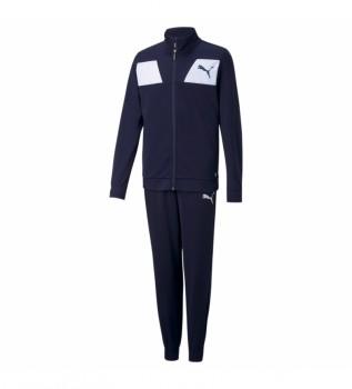 Acheter Puma Poly Suit cl B High Risk navy