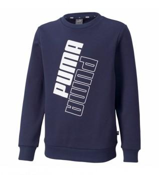 Acheter Puma Sweat-shirt POWER noir