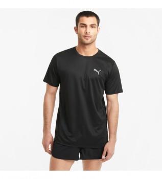 Comprar Puma Camiseta Run Favorite SS negro