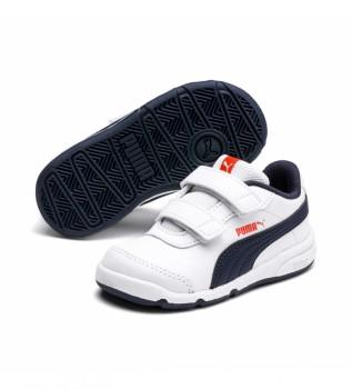 Buy Puma Stepfleex 2 SL VE V Shoes white, navy