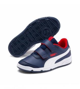 Buy Puma Stepfleex 2 SL VE V navy shoes