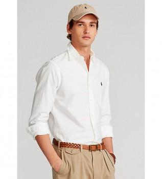 Acheter Ralph Lauren Chemise Oxford sur mesure, blanche