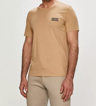 Comprare Ralph Lauren T-shirt girocollo marrone Homewear