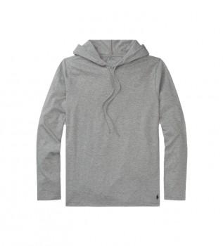 Buy Ralph Lauren Sleep Hoodie grey