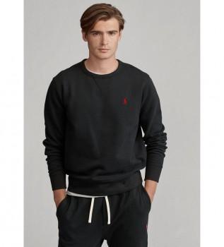 Acheter Ralph Lauren Sweat-shirt polaire RL noir