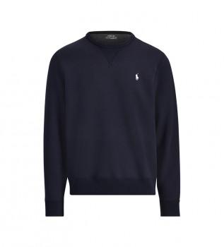 Buy Ralph Lauren Sweatshirt LSCNM6 Long Sleeve Navy
