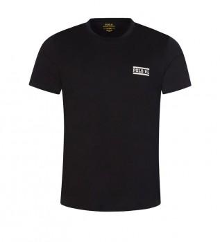 Comprare Ralph Lauren Homewear T-shirt girocollo nera