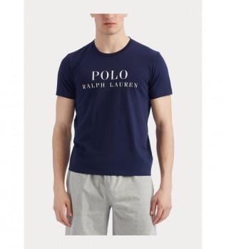 Acheter Ralph Lauren T-shirt col rond Sleep marine