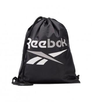 Comprar Reebok Bolsa de Gym Training Essentials negro -36x45cm-