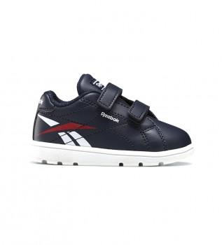 Buy Reebok Reebok Royal Complete CLN 2.0 navy sneakers
