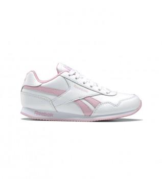 Buy Reebok Reebok Royal Classic Jogger 3.0 Leather Shoes white, pink