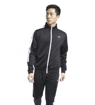 Buy Reebok Training Essentials Tracksuit Jacket black