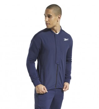 Buy Reebok Speedwick Layering Tracksuit Jacket blue