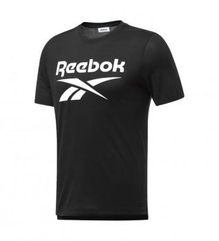 Buy Reebok Workout Ready Supremium Graphic T-shirt black