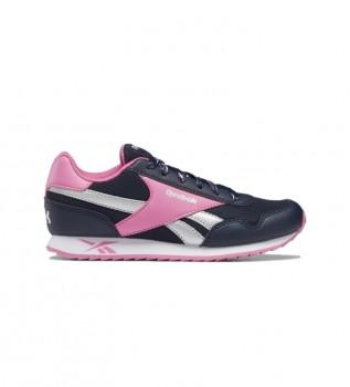 Buy Reebok Royal Classic Royal 3.0 Sneakers navy, pink