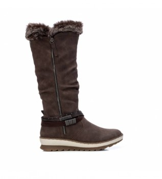Buy Refresh Boots 078994 brown