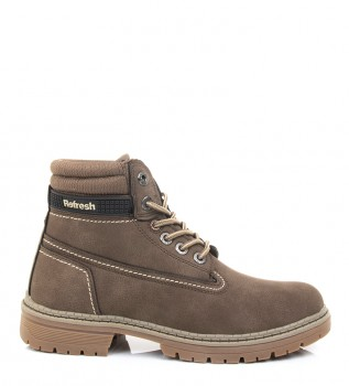 Buy Refresh Milan boots taupe