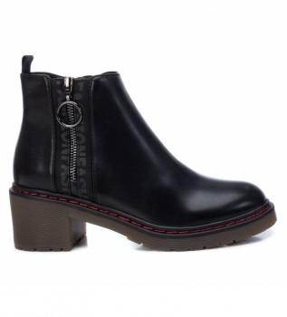 Comprar Refresh Botas de tornozelo 072572 preto -Altura do calcanhar: 6cm
