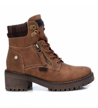 Comprar Refresh Botas de tornozelo 076431 castanho