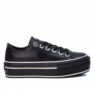 Buy Refresh Sneakers with platform 078997 black
