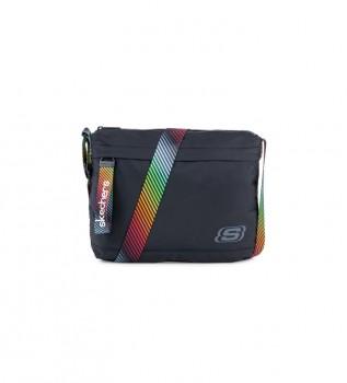 Buy Skechers Small shoulder bag Unisex S897 black -26x33x5,5cm