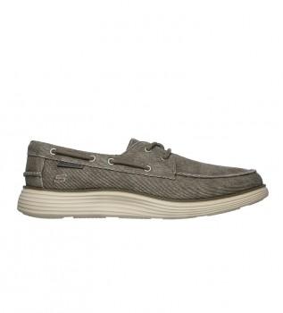 Buy Skechers Nautical Status 2.0 - Lorano taupe