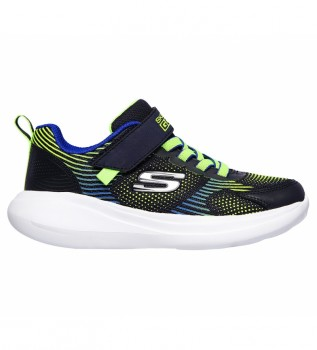 Buy Skechers Go Run Fast Shoes - Sprint Jam Marine, Green