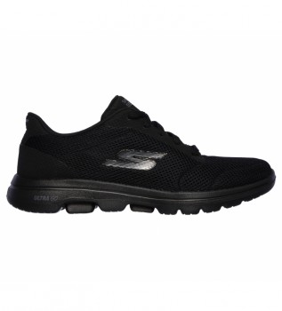 Buy Skechers Go Walk 5-Lucky shoes black