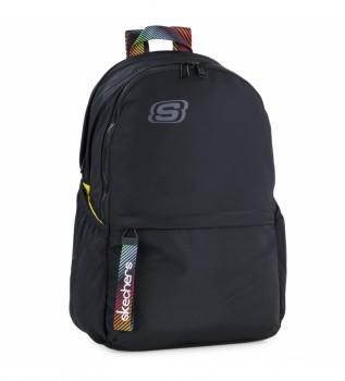 Comprare Skechers Zaino interno Ipad Tablet Pocket S894 nero -30x46x15cm