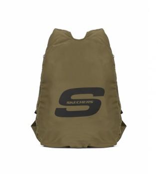 Comprare Skechers Zaino verde olimpico -49,5x33,5x1cm-