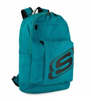 Buy Skechers Backpack S928 blue capri -29x46x16 cm