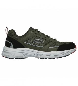 Acheter Skechers Chaussures de sport relaxantes vert, noir