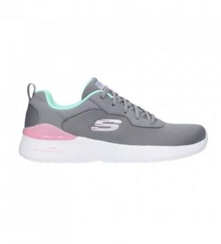Buy Skechers Sneakers Skech-Air Dynamight-Radiant C grey