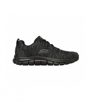 Buy Skechers Sneakers Track Front Runner black